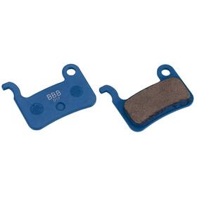 BBB DiscStop BBS-54T Disc Brake Pads XTR/XT/LX, blue